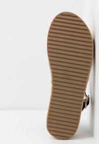 XTI - Platform sandals - black - 6