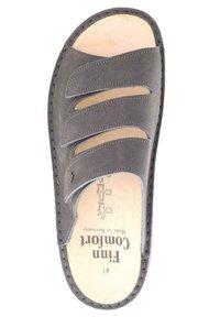 Finn Comfort - Slippers - bearreno darkgrey - 3