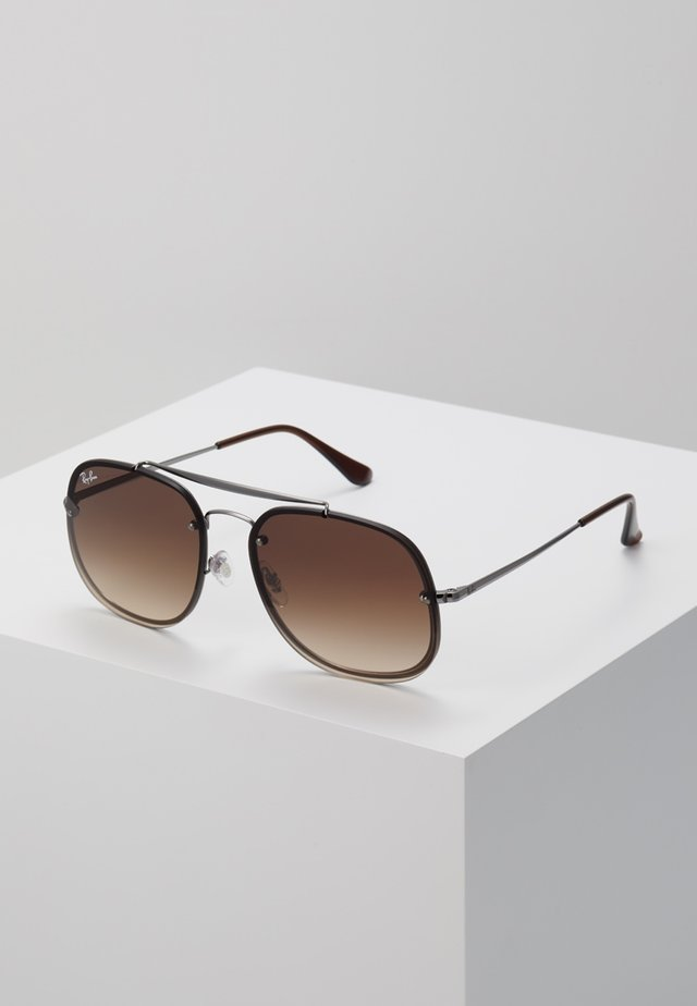 Sunglasses - gunmetal