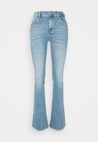 7 for all mankind - SOPHISTICATED - Bootcut jeans - hellblau - 4