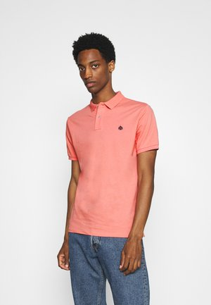 BASIC SLIM FIT - Polo - pink