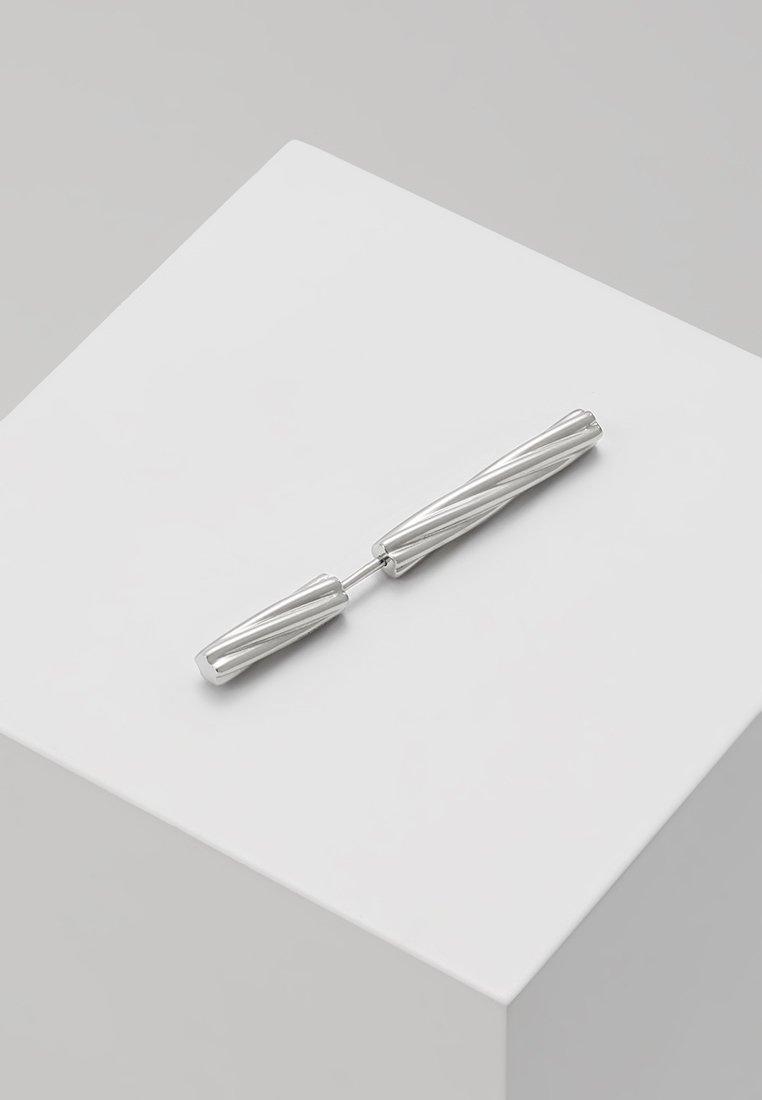 Maria Black - ARSIIA EARRING - Pendientes - silver