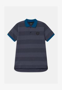 Automobili Lamborghini Kidswear - CONTRAST COLOR - Polo shirt - blue hera - 0