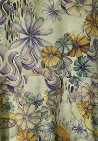 Sara Lindholm - Maxi dress - oliv,flieder - 4