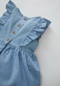 DeFacto - Denim dress - blue - 2