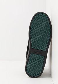 Etnies - JEFFERSON - Skateskor - black/green - 4