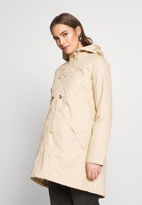 MAMALICIOUS - MLNANS CARRY ME - Parka - pebble - 3