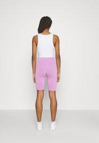 Nike Sportswear - BIKE  - Shorts - violet shock/white - 2
