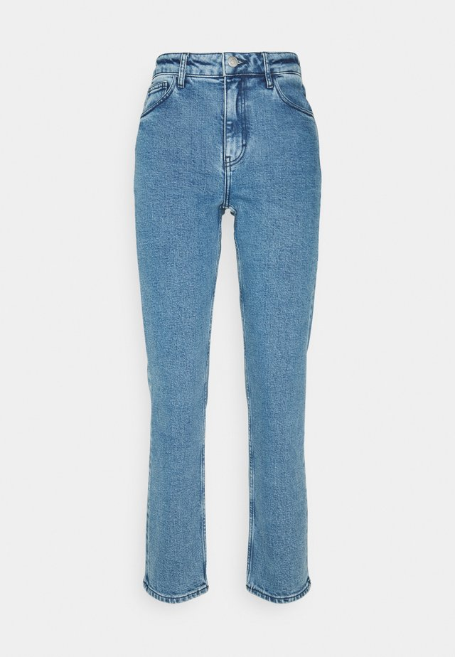 IRIS MOM - Relaxed fit jeans - light blue