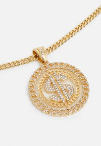 Urban Classics - DOLLAR NECKLACE - Necklace - gold-coloured - 2