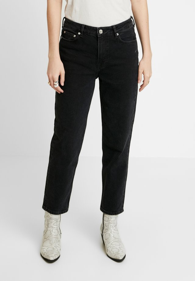 MARIANNE  - Jeans baggy - black rock