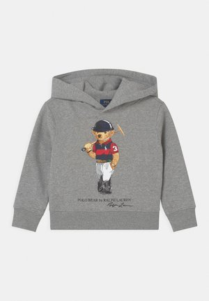HOOD - Sweatshirt - andover heather
