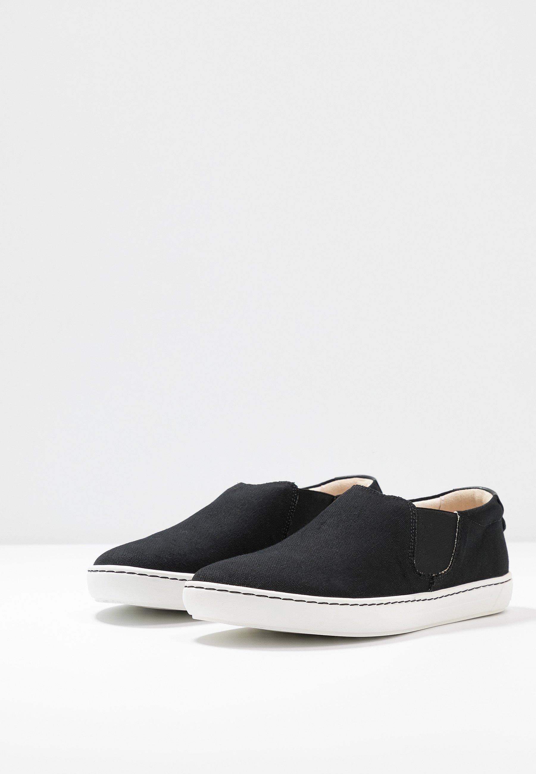 Birkenstock BARRIE - Mocassins - black - Mocassins & Chaussures bateau femme Original