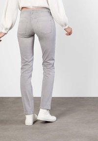 MAC Jeans - Straight leg jeans - grey - 1