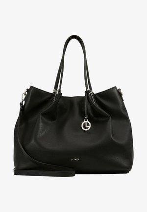EBONY - Handbag - schwarz