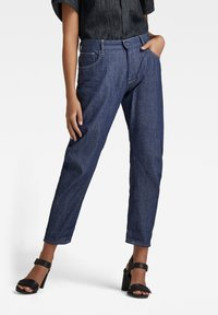 G-Star - ARC 3D BOYFRIEND - Slim fit jeans - raw denim - 0