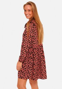 Noella - Shirt dress - rose print - 2