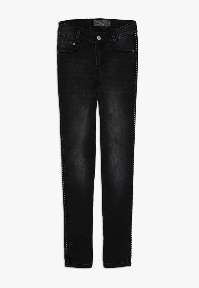 GIRLS - Jeans Skinny - black
