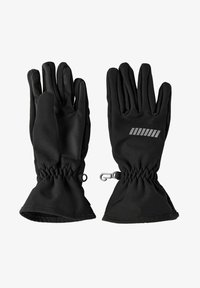 Name it - ALFA SOFTSHELL - Gloves - black - 0