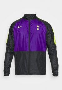 Nike Performance - TOTTENHAM HOTSPURS - Club wear - black/court purple/green - 3