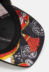 Versace Jeans Couture - UNISEX - Casquette - black/red/multi-coloured - 3