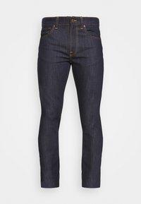 LEAN DEAN - Slim fit jeans - dry ecru embo