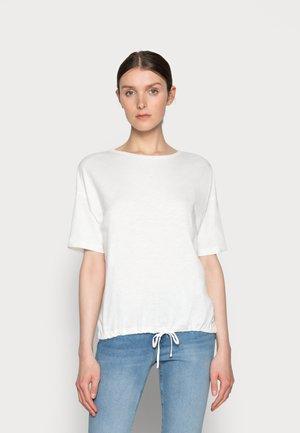 T-shirt basic - whisper white