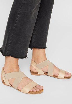 BIACALLIE  - Sandals - natural