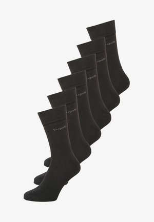 6 PACK - Socks - black