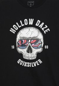 Quiksilver - HOLLOW DAYZ - Pitkähihainen paita - black - 3