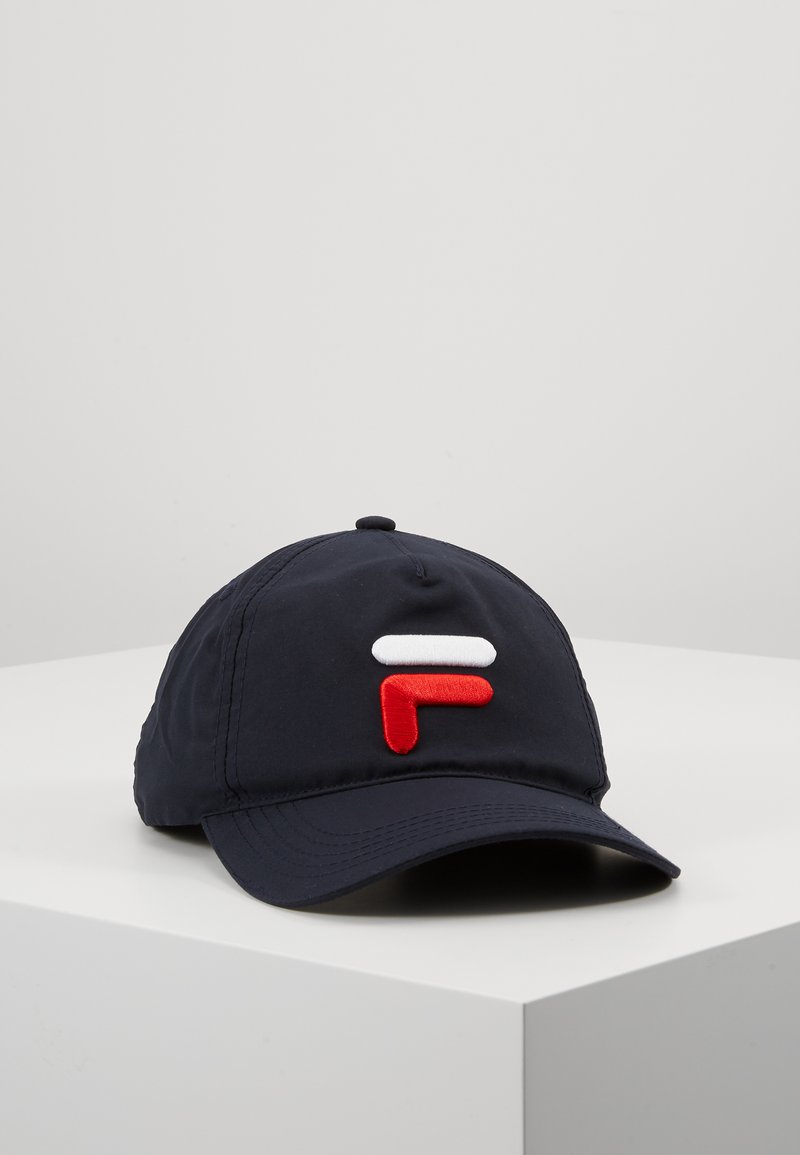Fila - BASEBALL MAX - Caps - peacaot blue
