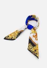 Versace - FOULARD UNISEX - Foulard - royal blue/oro - 1