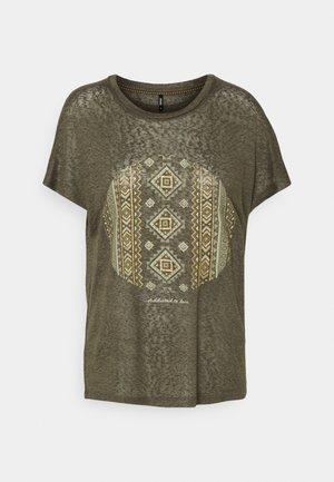 ONLPIPER - T-shirts med print - kalamata