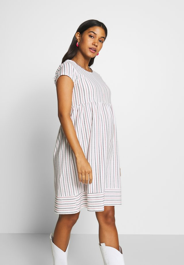DRESS NURSING - Korte jurk - offwhite