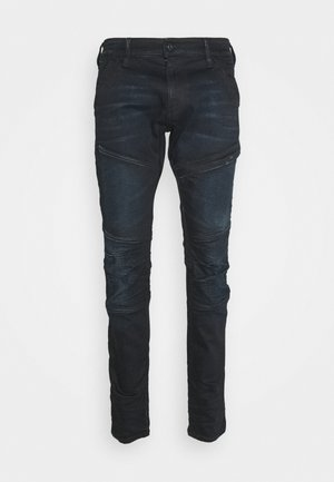RACKAM 3D SKINNY - Džíny Slim Fit - worn in nightfall
