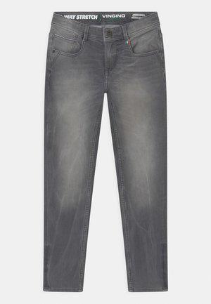 ALFONS - Džíny Slim Fit - light grey