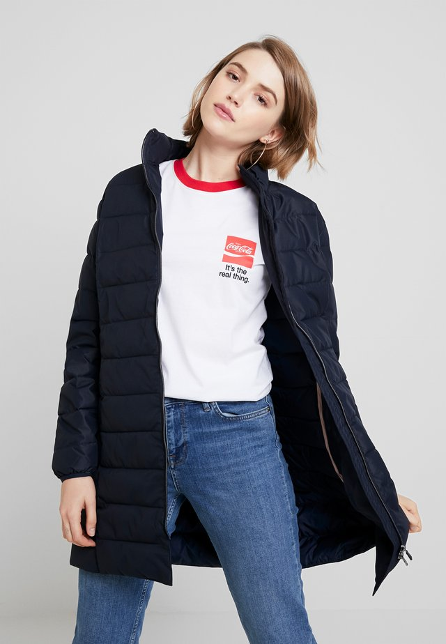 CECILIE - Classic coat - dark navy