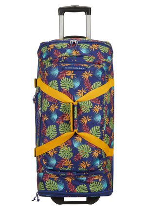 ALLTRAIL REISETASCHE MIT ROLLEN - Wheeled suitcase - tropical leaves