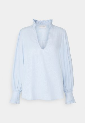 CASSINIA - Long sleeved top - heather