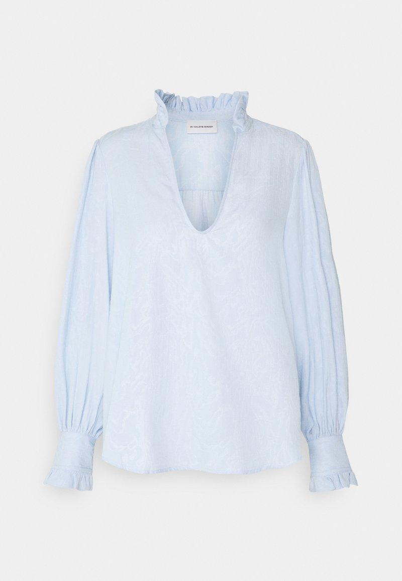 By Malene Birger - CASSINIA - Long sleeved top - heather