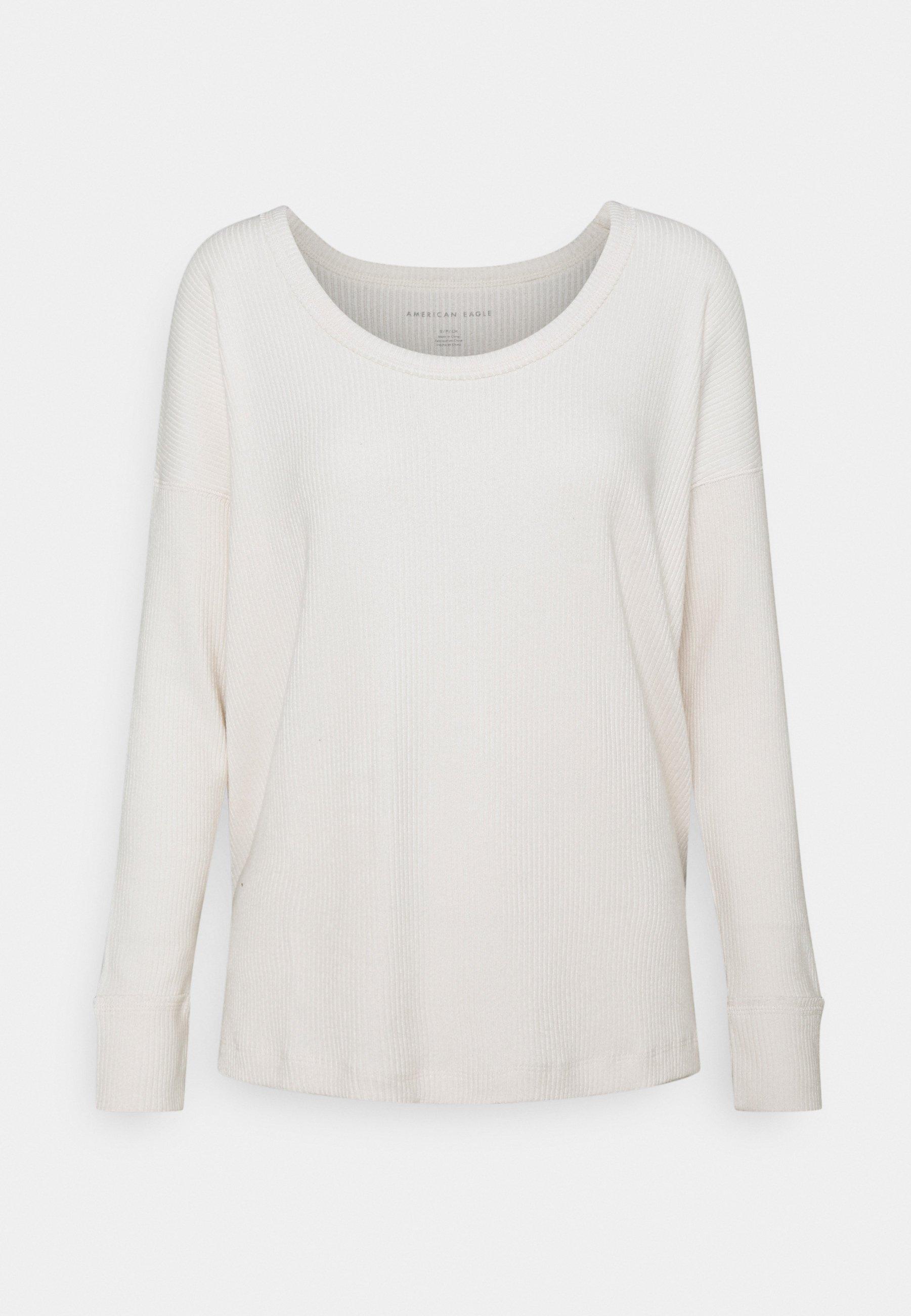 Women PLUSH - Long sleeved top