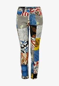 Desigual - Slim fit jeans - blue - 4