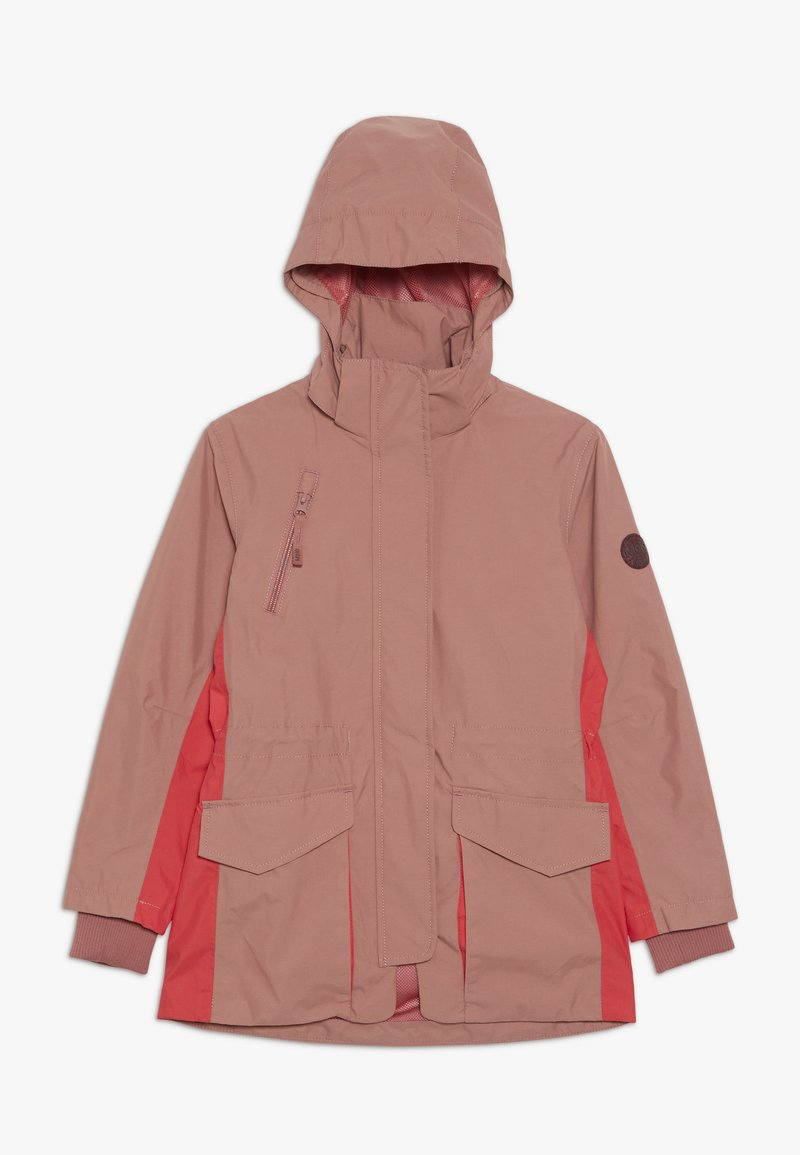 Molo - HENRIETTA - Chaqueta outdoor - withered rose