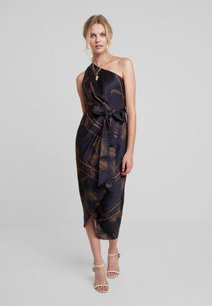 GABIA - Vestido de tubo - black