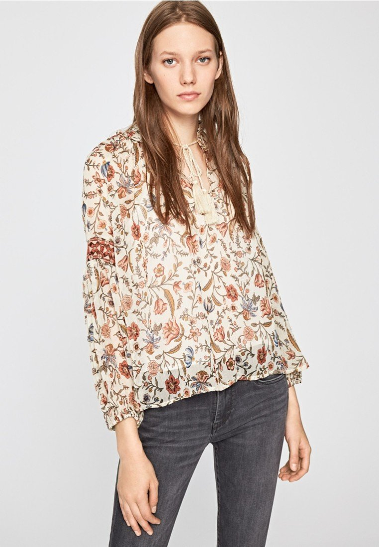 Pepe Jeans - TYRA - Blouse - multi-coloured
