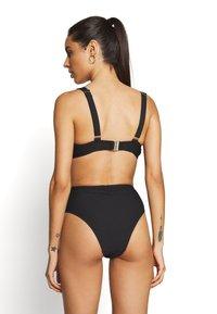 Ann Summers - THE SUNSEEKER BRIEF - Bikinibroekje - black - 2