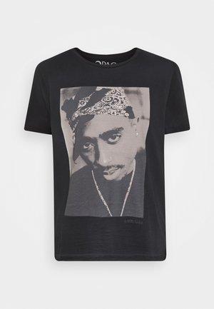 ONL2PAC LIFE - T-shirt con stampa - black