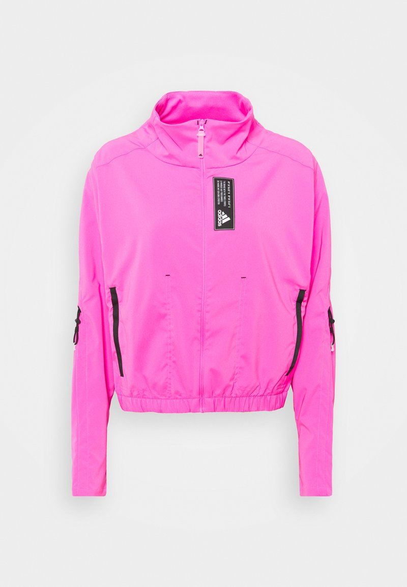 adidas Performance - Training jacket - pink