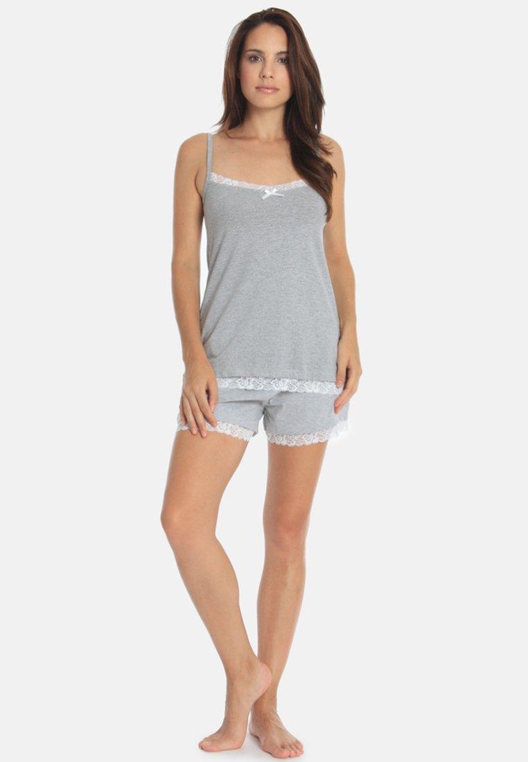 Damen MELANGE MIX&MATCH - Nachtwäsche Shirt