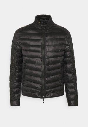 COAT SLIM FIT SORONA - Light jacket - black